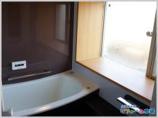 横浜市都筑区マンションにて人気のTOTOWFでのお風呂リフォーム事例