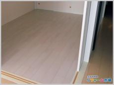 お子様用のかわいいお部屋に和室から洋室へのリフォーム