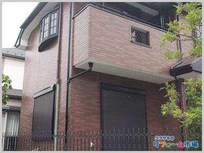 神奈川県横浜市旭区戸建てにて外壁と屋根の塗装リフォーム事例