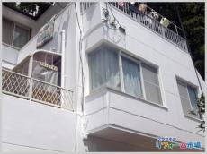 横浜市都筑区マンションにて統一感のある仕上がりを意識した外壁塗装リフォーム事例
