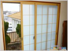 横浜市南区戸建てにて人気のLIXILインプラスでの内窓リフォーム事例