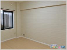 神奈川県藤沢市マンションにて人気のサンゲツ機能性クロスでの壁紙(クロス)リフォーム事例