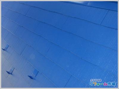 千葉県柏市戸建てにて日本ペイントのツヤを抑えたこだわりの屋根塗装リフォーム事例