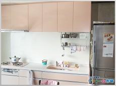 神奈川県相模原市マンションにて人気のLIXILリシェルでのキッチンリフォーム事例