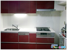 横浜市青葉区マンションにてクリナップラクエラ(Ⅰ型)でのキッチンリフォーム事例