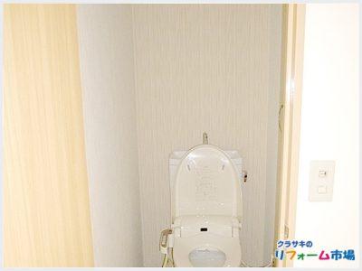横浜市都筑区マンションにて人気のシンコールスタンダードクロスでの壁紙(クロス)リフォーム事例