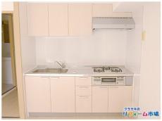 横浜市都筑区マンションにて人気のシステムキッチンクリナップでの台所リフォーム事例