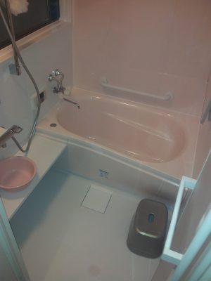 東京都渋谷区戸建にて人気のTOTOサザナでの浴室リフォーム事例