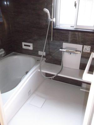 東京都世田谷区戸建にて人気のTOTOサザナでのお風呂リフォーム事例