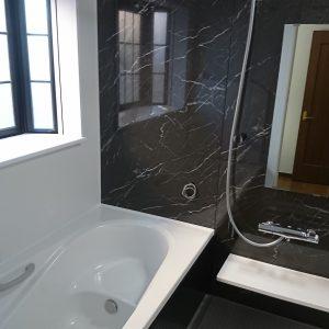 川崎市戸建にて人気のシステムバスルームLIXILアライズでの浴室リフォーム事例