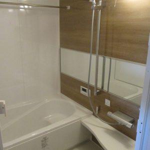 横浜市都筑区マンションにて人気のLIXILリノビオVでの浴室リフォーム事例