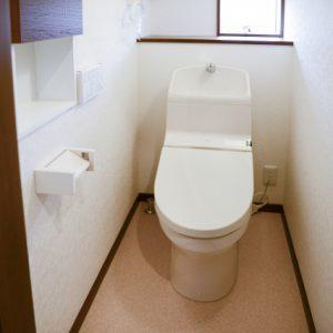 一体型トイレって何?トイレをリフォームするメリットとデメリット