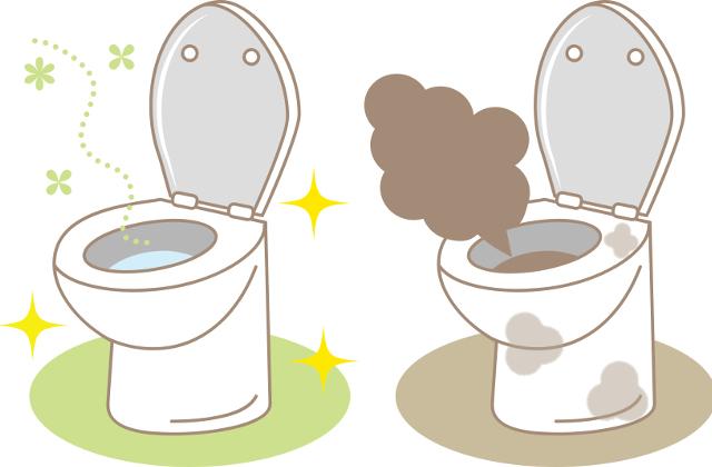 トイレの悪臭の原因と対策