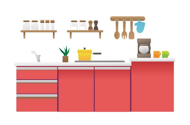 キッチンの耐用年