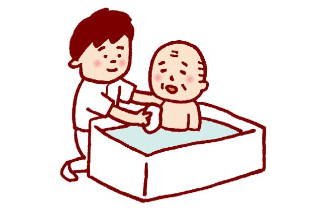 介護する人にとって使いづらいお風呂とは
