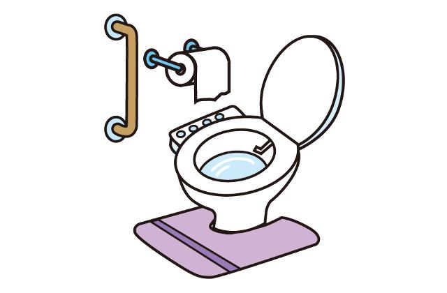トイレの代表的なトラブル