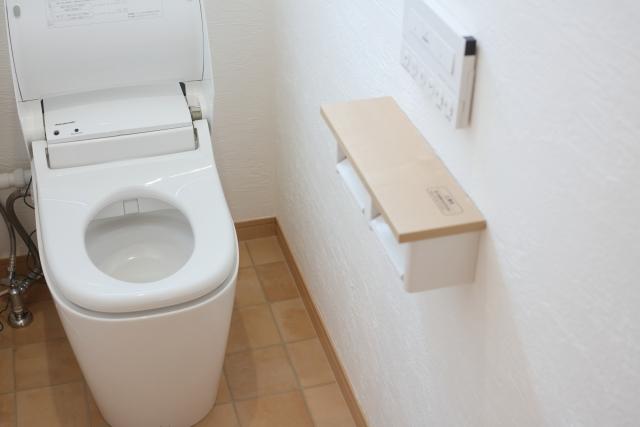 トイレは家事動線と重ならない位置に