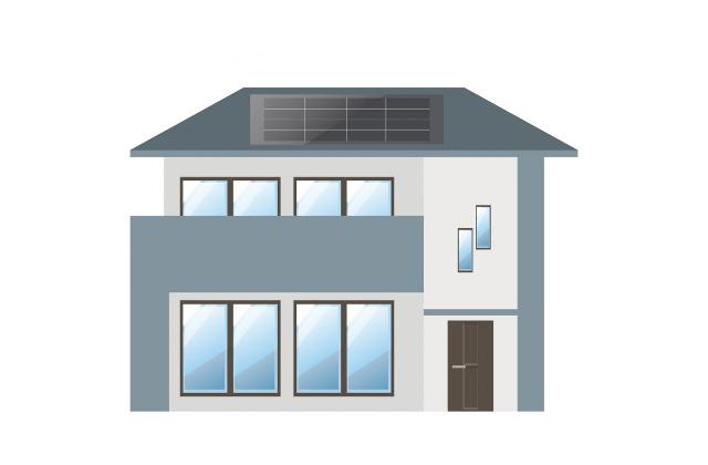 ソーラーパネルの屋根を塗装する際の問題点