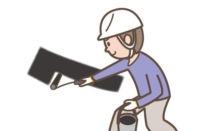 断熱塗料による屋根塗装は暑さ対策にも活躍