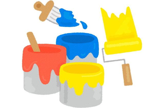 外壁塗装に使用する弾性塗料は他の塗料と何が違う?
