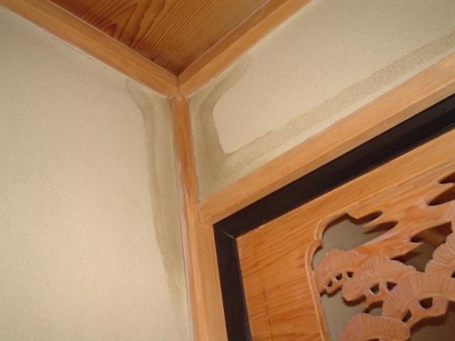 外壁の劣化でまさかの水漏れ!?よくある原因とリフォームすべきタイミング