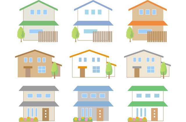 屋根と外壁の色の組み合わせも重要