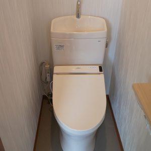 川崎市川崎区戸建トイレアフター