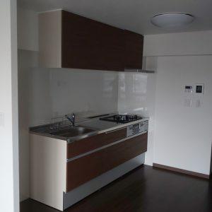 横浜市港北区マンションで人気のLIXILシエラによるキッチンリフォーム事例
