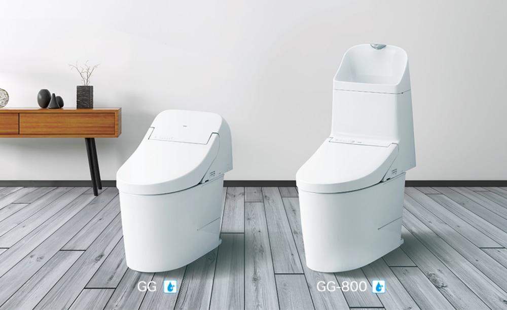 といれ市場のオススメ一体型トイレ「TOTO GG1」