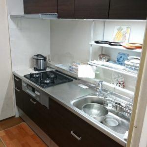 川崎市多摩区マンションで人気のLIXILシエラでのキッチンリフォーム事例